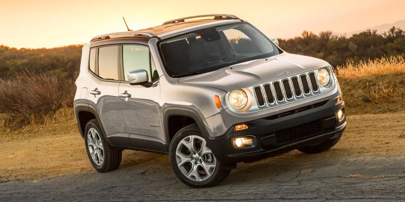 2019 Jeep Renegade Car Dealership In Odessa Tx All American