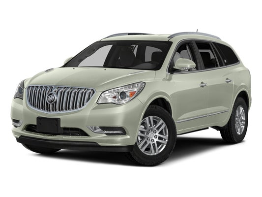 2017 Buick Enclave Fwd 4dr Leather In Odessa Tx All American Chrysler Jeep Dodge