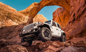 All American Dodge Odessa >> Take the 2020 Jeep Wrangler Off the Beaten Path - All ...